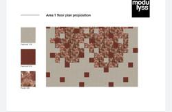 carpet tile spec drawing