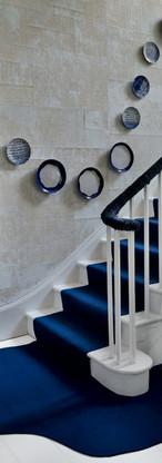 stair carpet finish