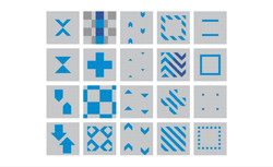 zoning and wayfinding designs