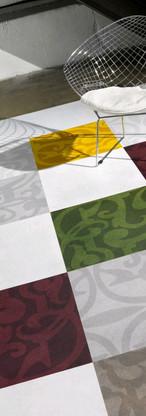 carpet tile style