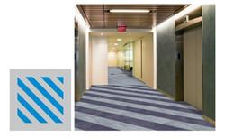 stripe floor zoning project