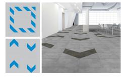 arrow floor zoning