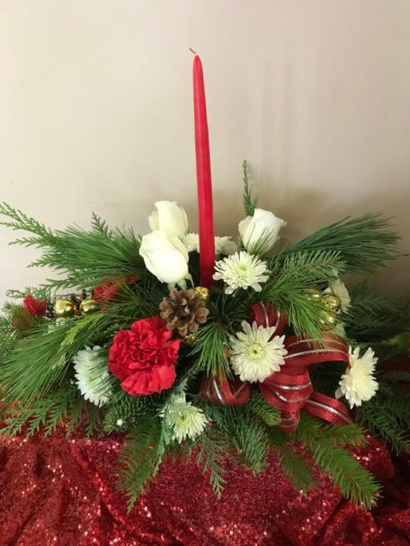 Christmas Centerpiece 14 $60.00 & Up