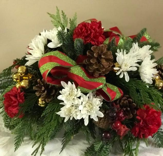 Christmas Arrangement 17 $40.00 & Up