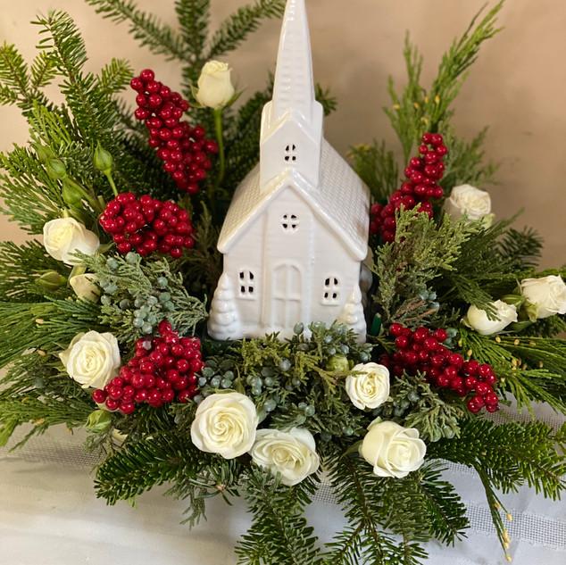 Christmas Church 2 $60 & Up