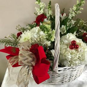 Christmas Basket 8 $70 & Up