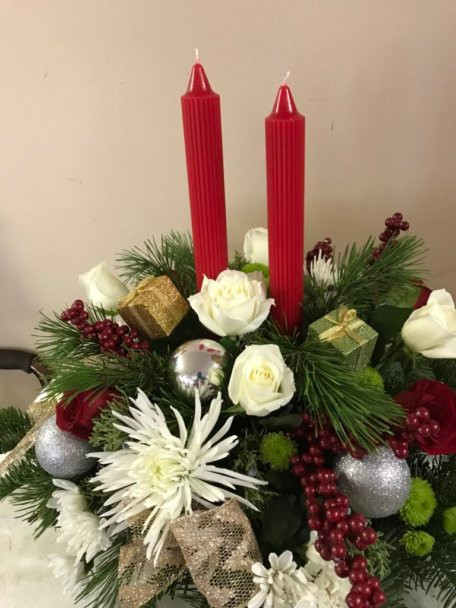 Christmas Centerpiece 11 $100.00 & Up