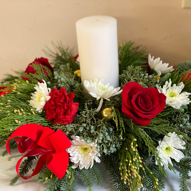 Christmas Centerpiece 4 $75 & Up