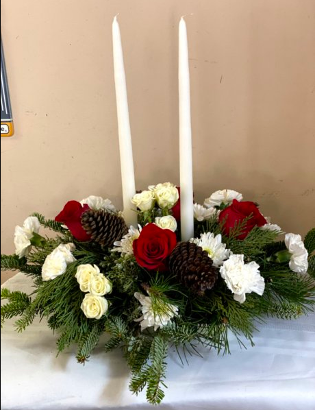 Christmas Arrangement 1 $80 and Up