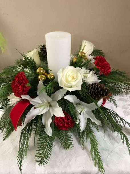 Christmas Centerpiece 12 $100.00 & Up