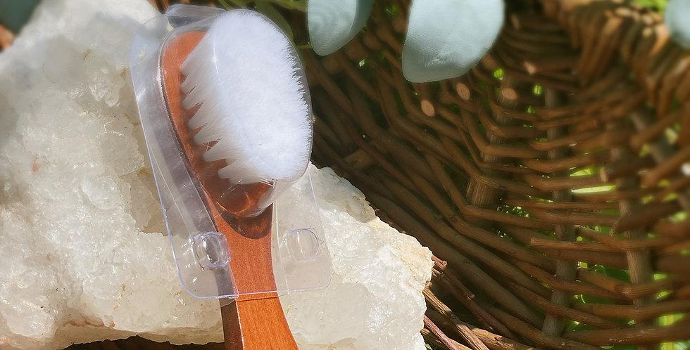 Lotus Wood Exfoliating Brush