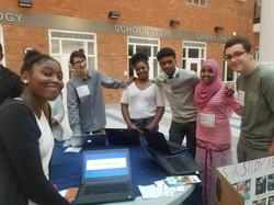 Diverse student representation as global student ambassadors