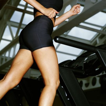 SHAPE - The Treadmill Move That Will Tone Your Thighs