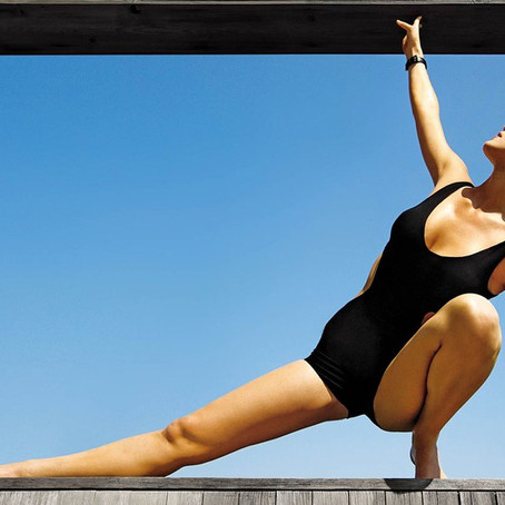 SELF - 10 Yoga Poses for Runners