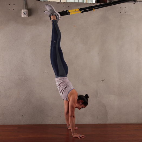 SHAPE - Master Instagram-Worthy Yoga Poses Using the TRX