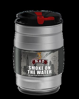 Barrilete 5 Litros chope Smoke on the Water - Estilo Smoked Ale
