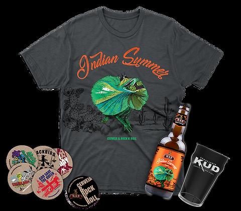 Camisa Indian Summer - Opção Kit Cerveja