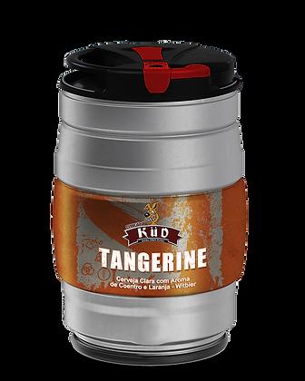 Barrilete 5 Litros chope Tangerine - Estilo Witbier