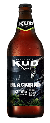 Cerveja Blackbird - 600 ml