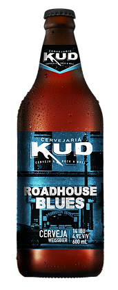 Cerveja Roadhouse Blues - 600 ml