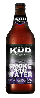 Cerveja Smoke on the Water - 600 ml
