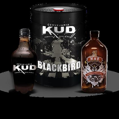 1 Litro - Chope Blackbird - Estilo Black IPA