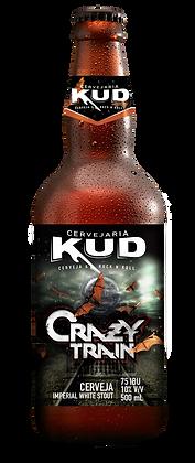 Cerveja Crazy Train - 500 ml - Collab Cerv. D'aLaje