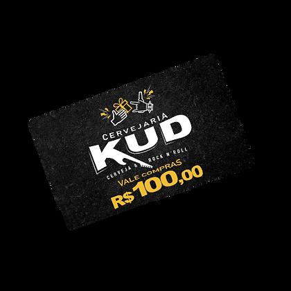 Vale Presente - R$ 100,00 - Com direito à Cashback
