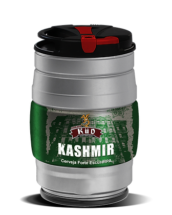 Barrilete 5 Litros chope Kashmir - Estilo English IPA