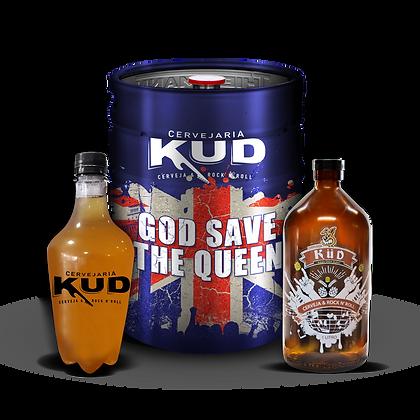 1 Litro - Chope God Save the Queen - Estilo English Pale Ale