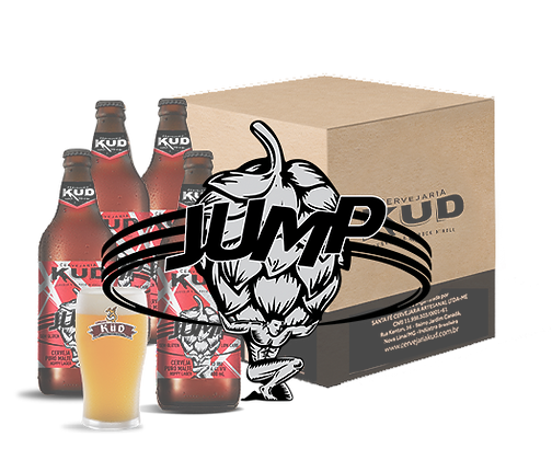 Kit Jump - Cerveja Sem Glúten e Low Carb