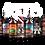 """Thumbnail: KIT Degustação da """"Perigosas"""" - Cervejas mais alcoólicas da Cervejaria KÜD"""