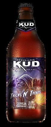 Cerveja Tricks N' Treats (TNT) - 600 ml