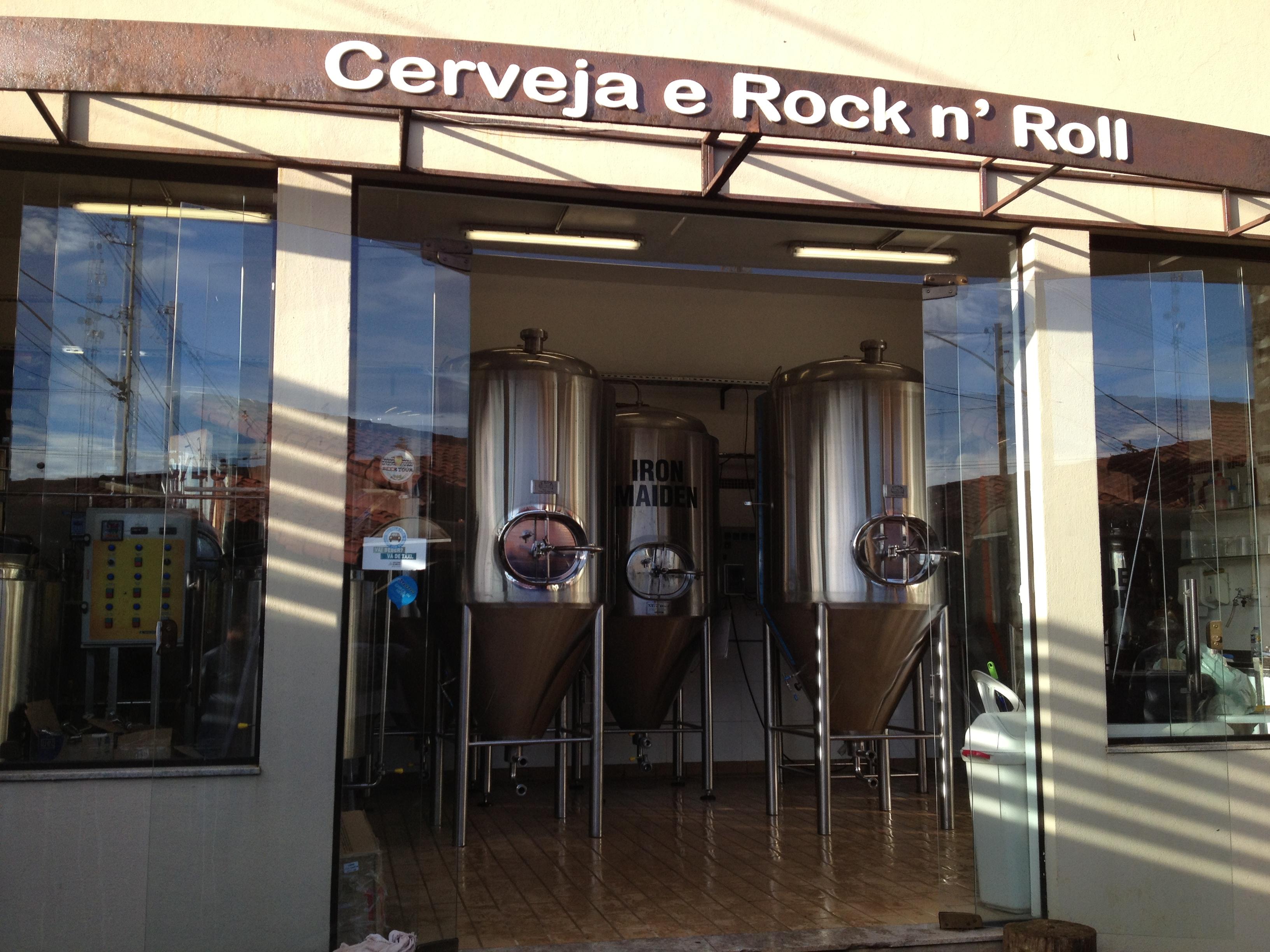 Cerveja e Rock n' roll