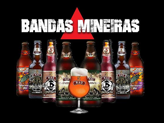 Kit Bandas Mineiras