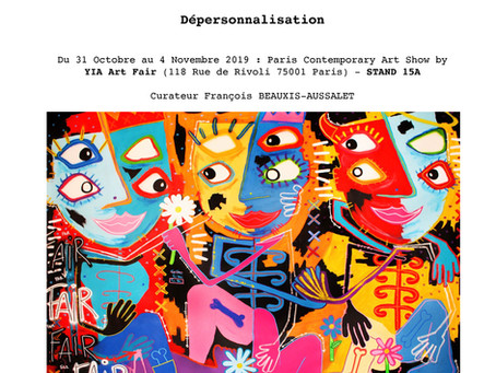 DEPERSONNALISATION
