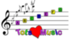 Tots Love Music logo