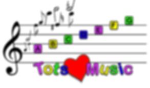 Tots Love Music logo