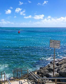 Point Panic, Oahu