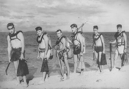 Sea Lancers Historic Photo