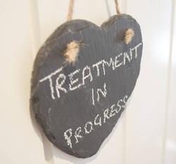 Treatment In Progress...