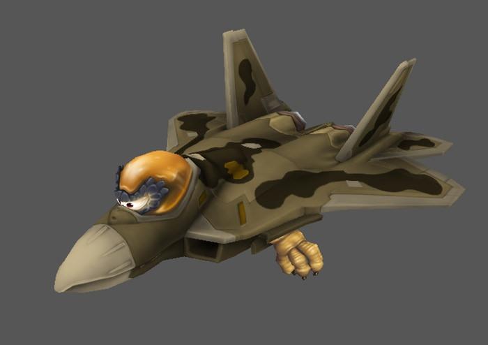 Aircraft, fighter jet, anthropomorphic plane.