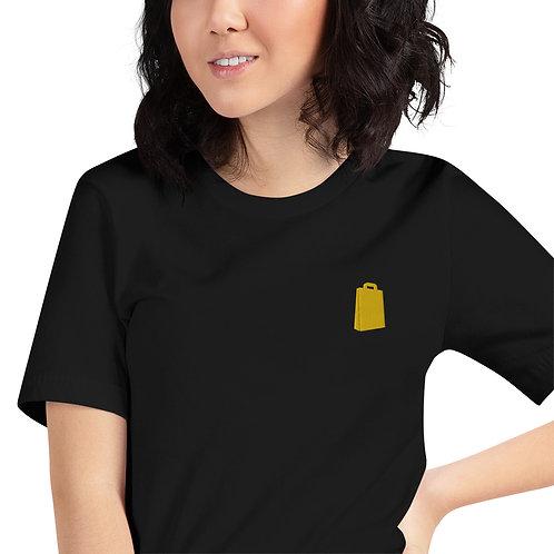 Short-Sleeve Unisex Convenience T-Shirt