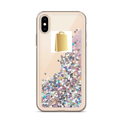 Liquid Glitter Convenience Phone Case