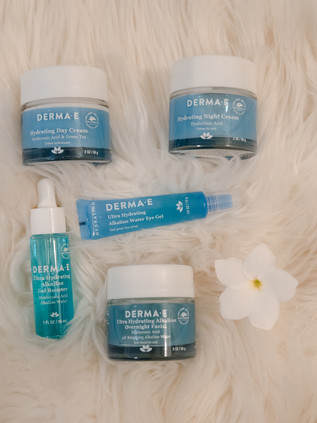 DERMA E Hydrating Collection