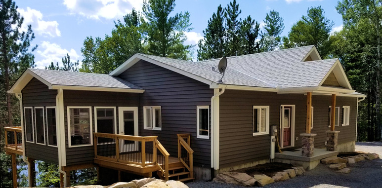 Custom Cottage