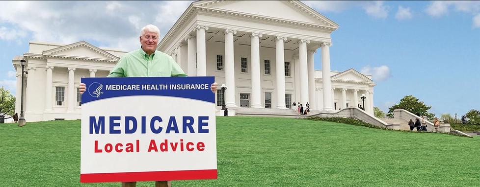 health insurance agents VA medicare insurance advisors Richmond