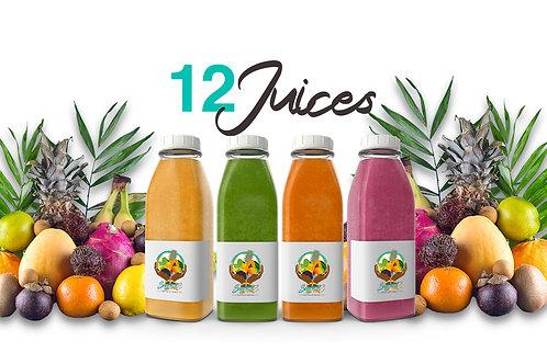12 Juices