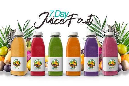 7 DAY JUICE FAST