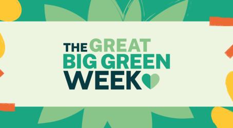 Get Ready For Harborough Big Green Week